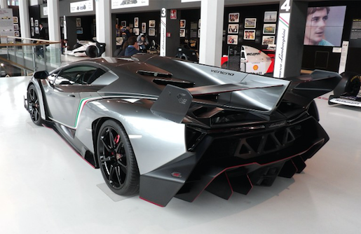 Lamborghini Veneno photo 1