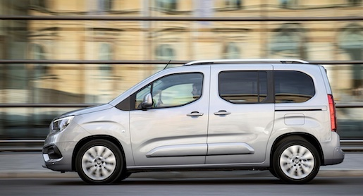 Opel Combo Life prof - Photo 1